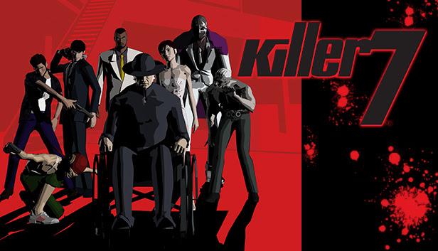 Killer 7: Politics in gaming doneRIGHT